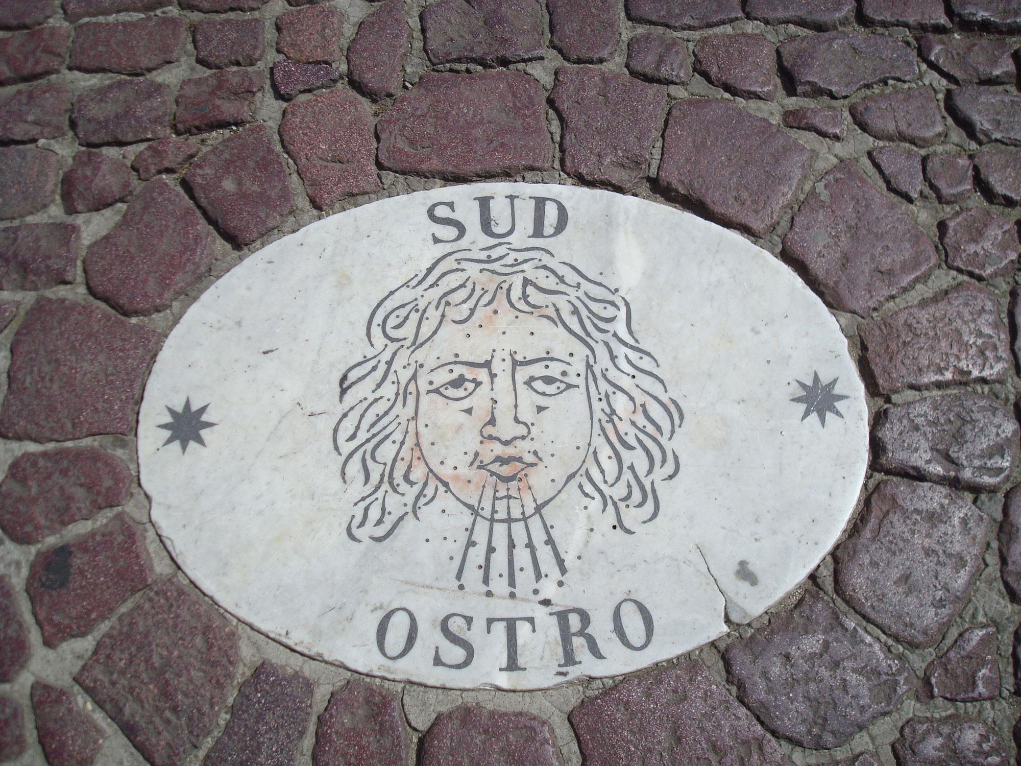 Sud Ostro a Roma