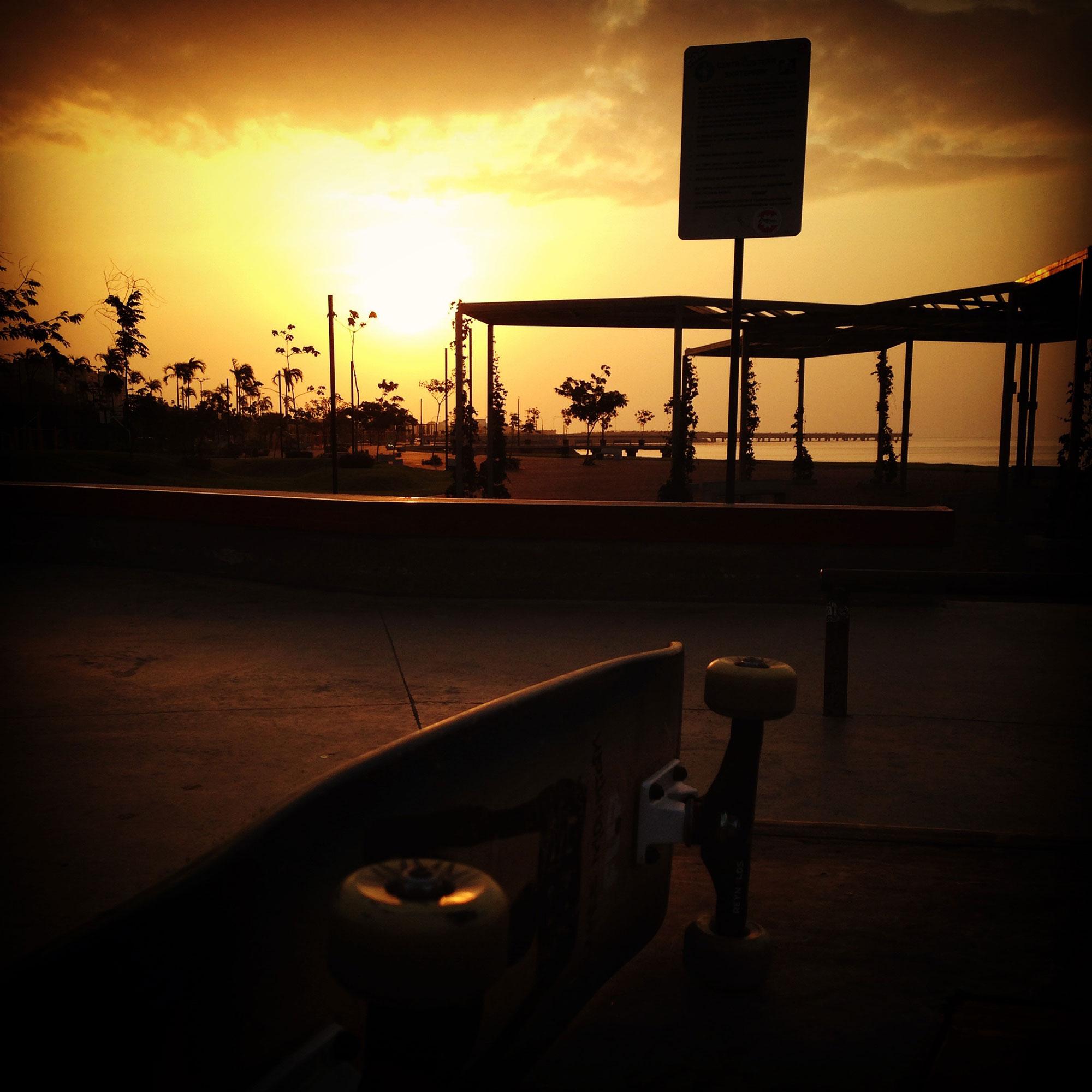 Sunrise CC3 6:00a.m.